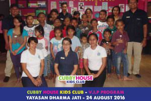 Dharma Jati Orphanage - August 24, 2016