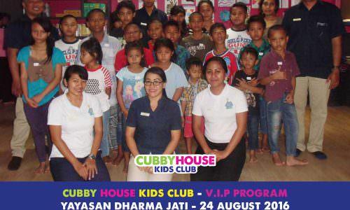 Dharma Jati Orphanage – August 24, 2016