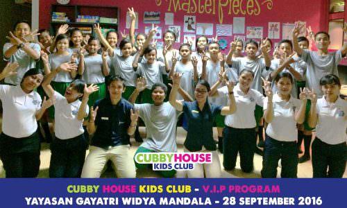 Gayatri Widya Mandala Orphanage – September 28, 2016