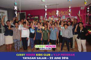 Salam Orphanage - June 22, 2016