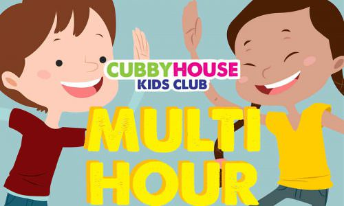 Cubby House Kids Club Bali Multi Hour