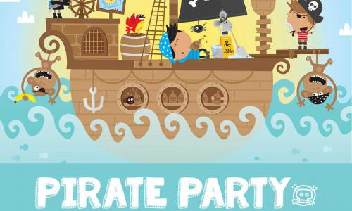 Cubby House Themed Kids Party