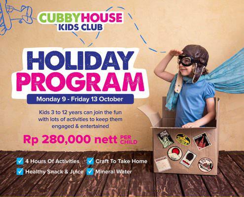 Cubby-Holiday-Program