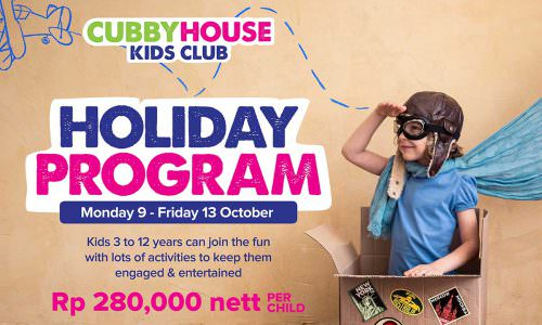 Cubby-Holiday-Program