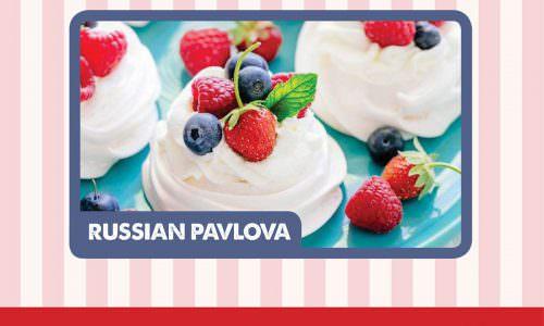Russian Pavlova