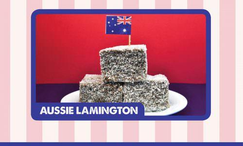 Aussie Lamington
